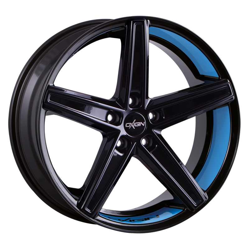 OXIGIN 18 Concave hliníkové disky 9x21 5x130 ET43 smurf blue VV-260