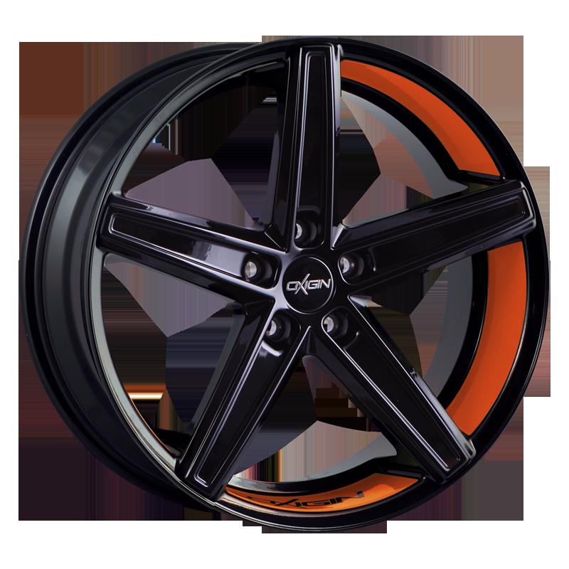 OXIGIN 18 Concave hliníkové disky 11,5x21 5x112 ET60 orange VV-211