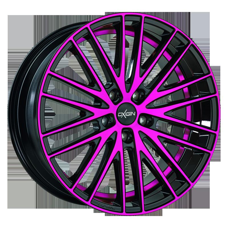 OXIGIN 19 Oxspoke hliníkové disky 8,5x20 5x112 ET23 pink polish