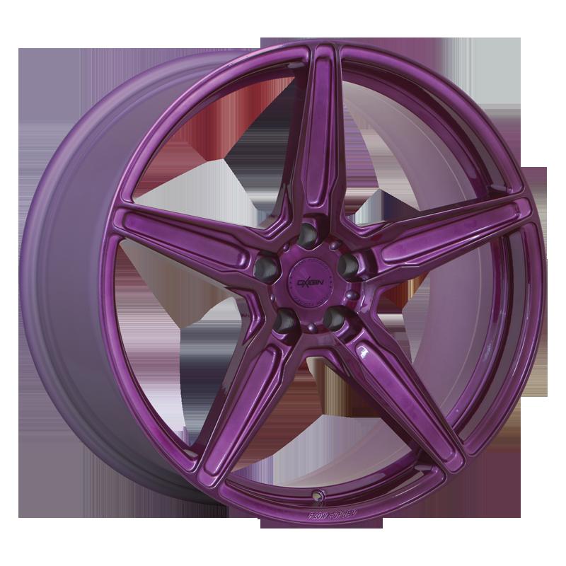 OXIGIN 21 Oxflow hliníkové disky 9x21 5x112 ET28 liquid purple