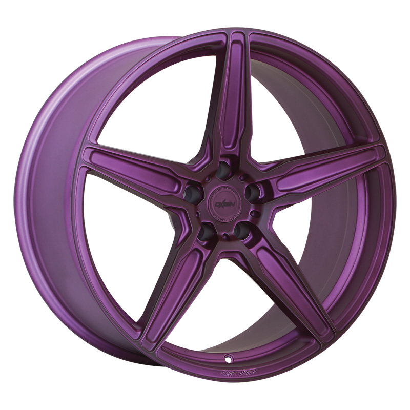 OXIGIN 21 Oxflow hliníkové disky 9x21 5x120 ET30 liquid purple Matt