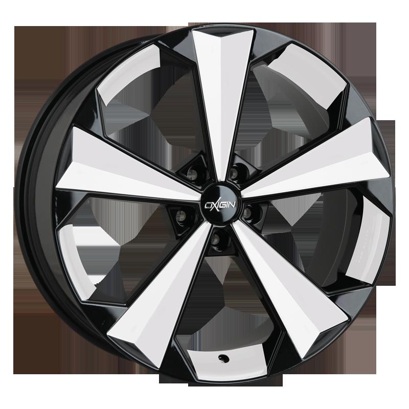 OXIGIN 22 OXRS hliníkové disky 8,5x19 5x114,3 ET35 white VV-200