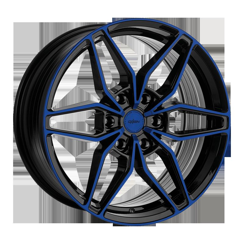 OXIGIN 24 Oxroad hliníkové disky 9x20 6x114,3 ET25 blue polish