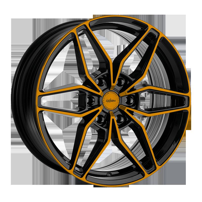OXIGIN 24 Oxroad hliníkové disky 9x20 6x114,3 ET25 orange polish