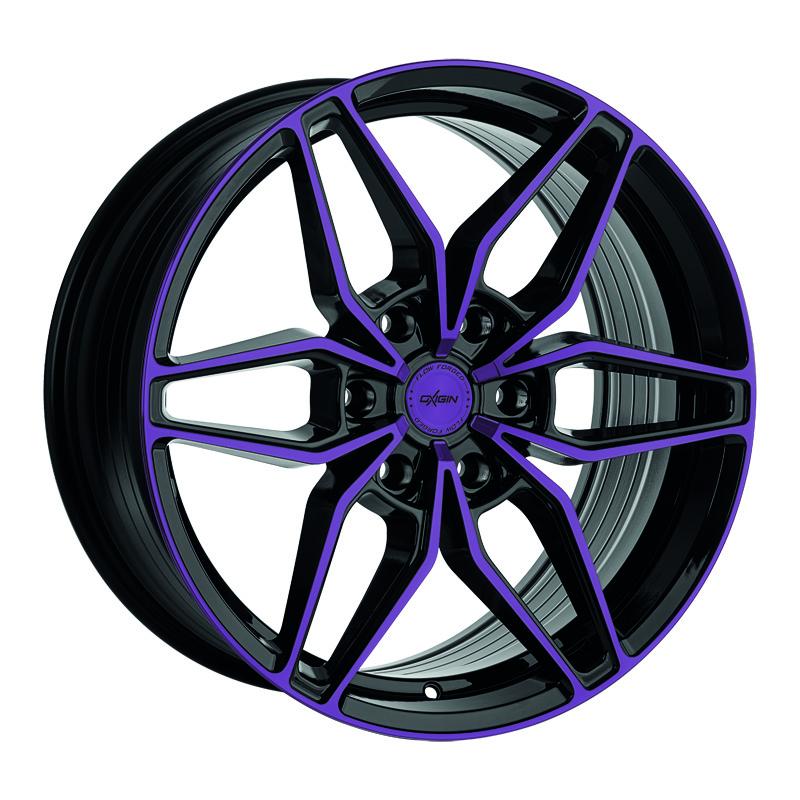 OXIGIN 24 Oxroad hliníkové disky 9x20 6x114,3 ET25 purple polish