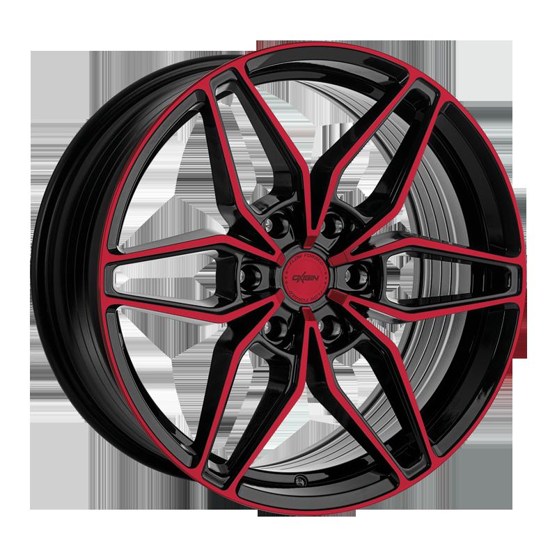 OXIGIN 24 Oxroad hliníkové disky 9x20 6x114,3 ET25 red polish